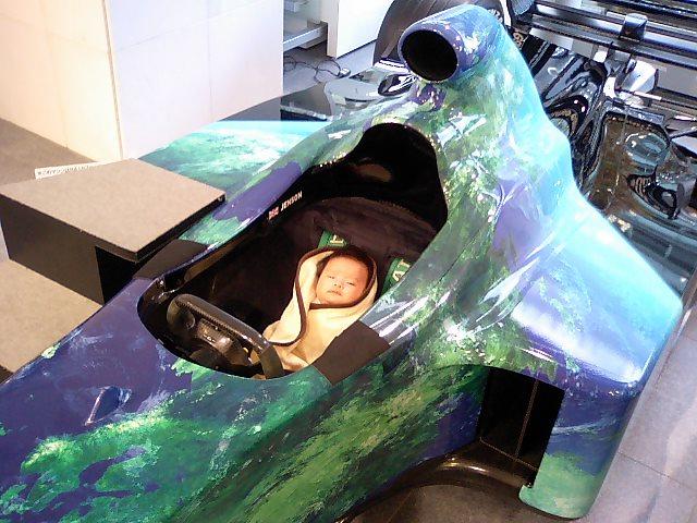 HONDA F1 デビュー