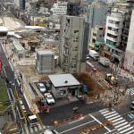 武蔵小山駅前再開発工事進捗報告