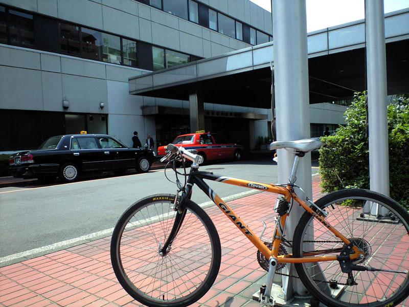 サイクリング日和でした