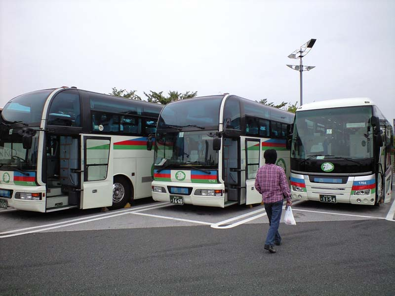 佐渡ロングライド2009参加した(出発編)