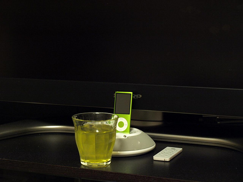 JBL on station™ micro + iPod nano