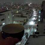 雪が降った2010