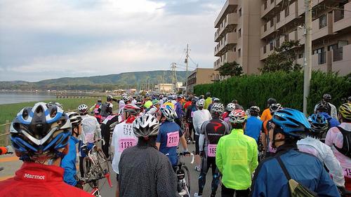 2010佐渡ロングライド210参加した!(当日前編)