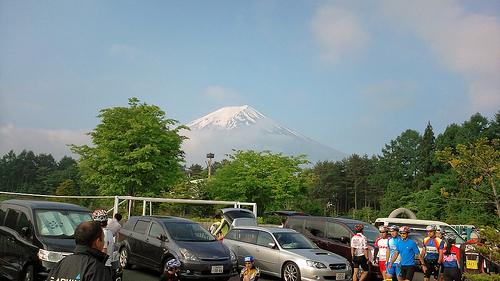 Mt.富士ヒルクライム 2010 リザルト編