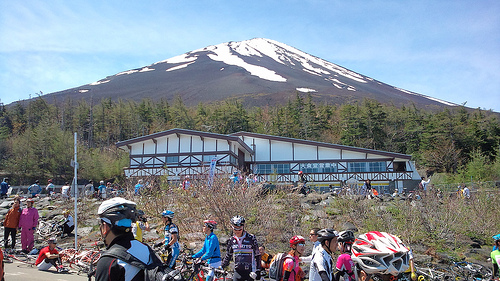 第7回Mt.富士ヒルクライム 2010 参加しました 写真編