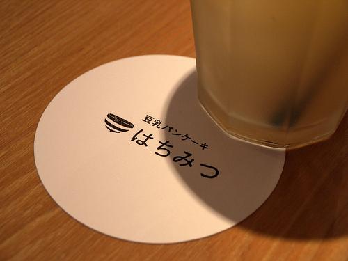 豆乳パンケーキ はちみつ@武蔵小山