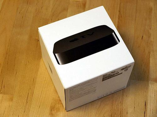 AppleTV買ってみた!(セットアップ編)