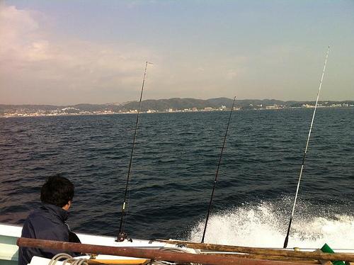 カワハギ釣りに行ってきた!