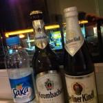 栓抜きを使わず瓶ビールを飲む方法