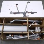 Kuat 2 Bike Black Chrome NV Rackを組み立ててみた