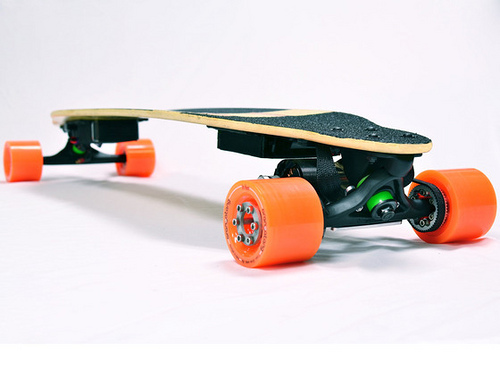 Boosted Boards – The World's Lightest Electric Vehicle