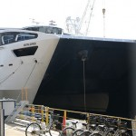 AUSTRAL HSV-4676 WESTPAC EXPRESS@常石造船