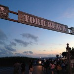 トリイステーションのお祭りに行ってきた TORII BEACH JAZZ & SALSA FESTIVALE