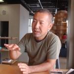 沖縄タイムスさんにインタビューしていただきました!