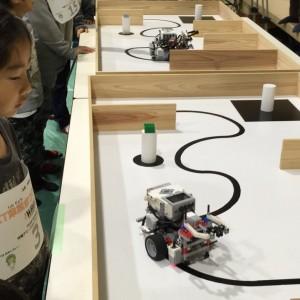 WROロボット大会に出場しました(娘が)