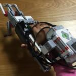 EV3でロボットハンドを作ってみた