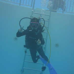 PADI Jr.Open Water Diver ライセンス取ってみた