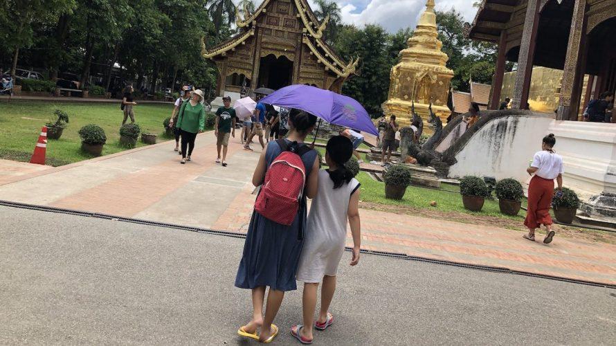 2019年8月タイ チェンマイ